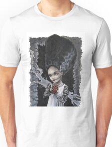 Bride of Frankenstein Unisex T-Shirt