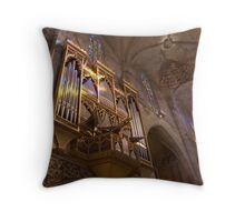 La Seu Lightshow Throw Pillow