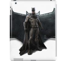 BvS Batman iPad Case/Skin