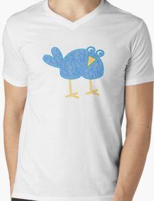 One Cute Bird Mens V-Neck T-Shirt