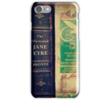 Jane Eyre Library iPhone Case/Skin
