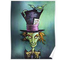 Dark Mad Hatter Poster