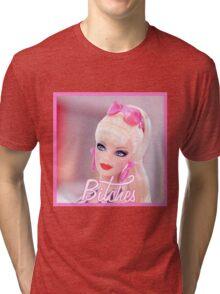 Badass Barbie - Bitches Tri-blend T-Shirt