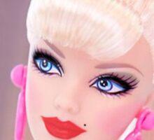 Badass Barbie - Bitches Sticker