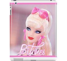 Badass Barbie - Bitches iPad Case/Skin
