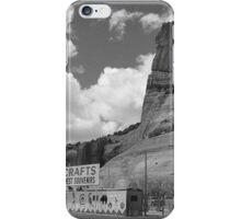 Route 66 - Lupton, Arizona iPhone Case/Skin