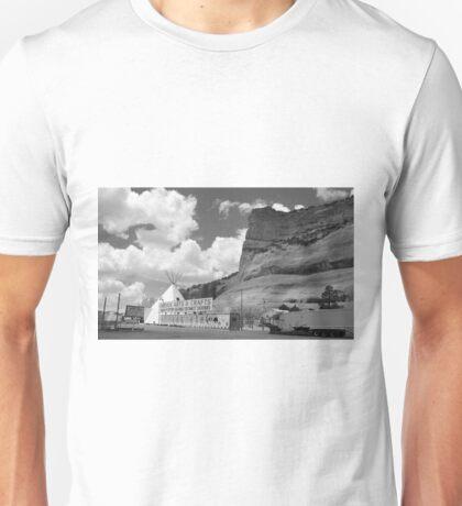 Route 66 - Lupton, Arizona Unisex T-Shirt