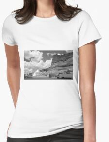 Route 66 - Lupton, Arizona Womens Fitted T-Shirt
