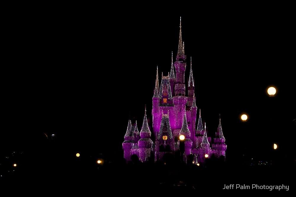 Princess Castle by Jeff Palm Photography