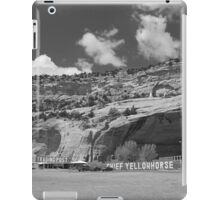 Route 66 - Lupton, Arizona iPad Case/Skin