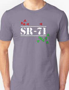 SR71 Exposed! T-Shirt