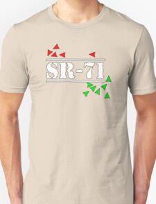 SR71 Exposed! Unisex T-Shirt