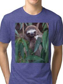 Sloth Tri-blend T-Shirt