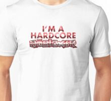 Hardcore Robloxer Unisex T-Shirt