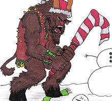 Rudolph's Revenge by Majikcorpse