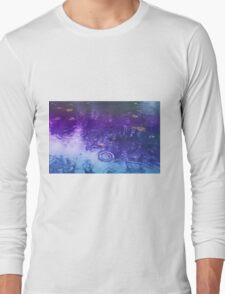 Between The Raindrops Long Sleeve T-Shirt