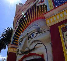 Luna Park - St Kilda, Melbourne by BreeDanielle