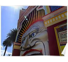 Luna Park - St Kilda, Melbourne Poster