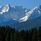 Beautiful Trapper Peak by valleygirl