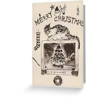 merrychristmas Greeting Card