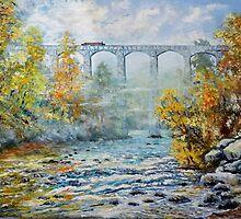 Pontcysyllte Aqueduct by Joe Trodden
