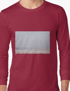 Freezing Cold Weather Long Sleeve T-Shirt