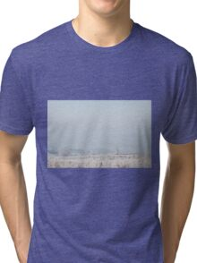 Freezing Cold Weather Tri-blend T-Shirt