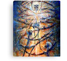 Soul Evolution Canvas Print