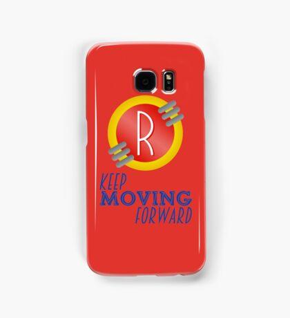 Keep Moving Forward - Meet the Robinsons Samsung Galaxy Case/Skin