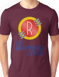 Keep Moving Forward - Meet the Robinsons Unisex T-Shirt