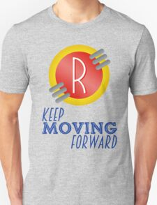 Keep Moving Forward - Meet the Robinsons Unisex T-Shirt