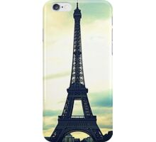 Eiffel Tower by Day iPhone Case/Skin