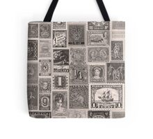 Letters from the world Tote Bag