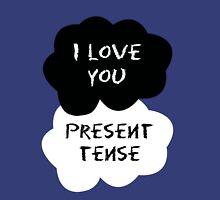 TFIOS - I love you present tense Unisex T-Shirt
