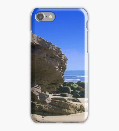 Scottish Beach in Summertime iPhone Case/Skin