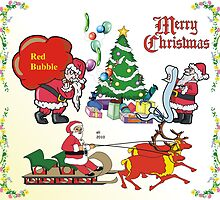 Merry Christmass by Bobby Dar
