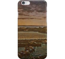 Newquay Harbour iPhone Case/Skin