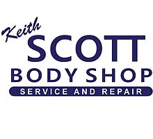 One Tree Hill - Keith Scott Body Shop by 23connieyu
