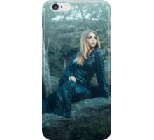 Cold like a stone iPhone Case/Skin