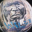 Lomo Graffiti in Ushuaia by Juilee  Pryor