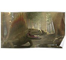Dimetrodon limbatus Poster