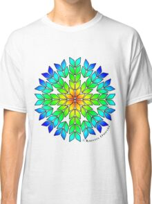 Knit Burst Rainbow Classic T-Shirt