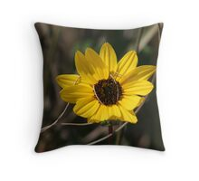 Captured  Throw Pillow