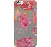 French Peony  iPhone Case/Skin