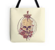 Poppy Chain Tote Bag