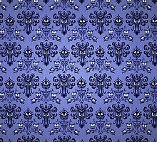 Haunted Mansion Wallpaper by ShowArt