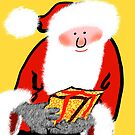 Father Christmas  by Mary Taylor