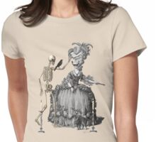 Halloween Masquerade Ball Womens Fitted T-Shirt