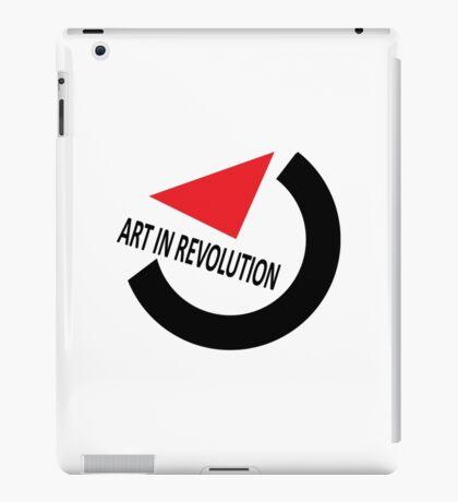 Art In Revolution iPad Case/Skin