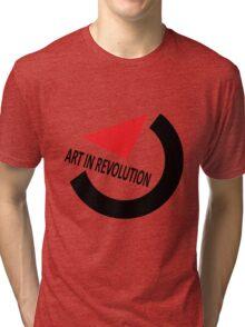 Art In Revolution Tri-blend T-Shirt